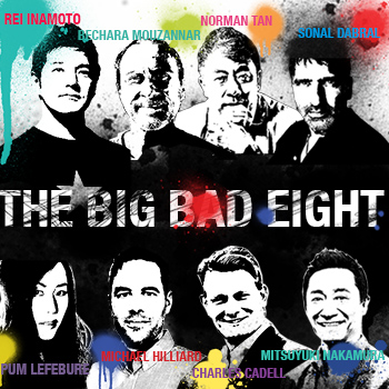 THE BIG BAD EIGHT